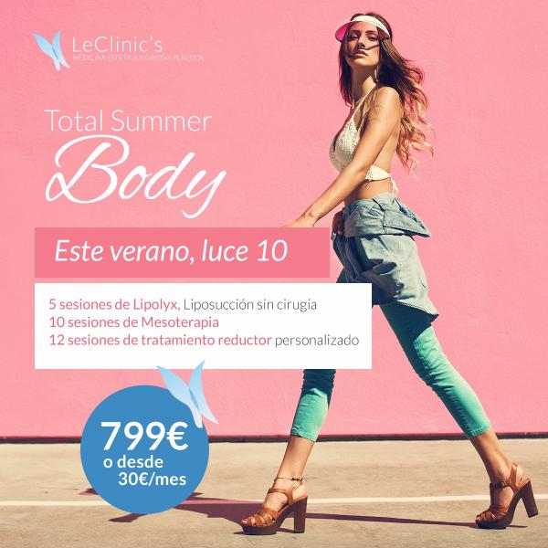 Total Summer BODY en TodoEstetica.com
