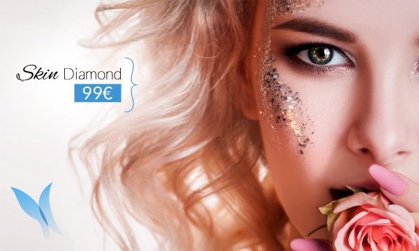 SKIN DIAMOND 99€ en TodoEstetica.com
