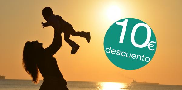 Día de la Madre: 10€ descuento. en TodoEstetica.com