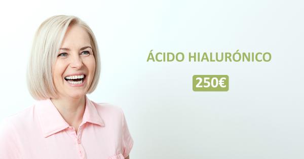 250 € Vial de Acido Hilaurónico Máxima calidad en TodoEstetica.com