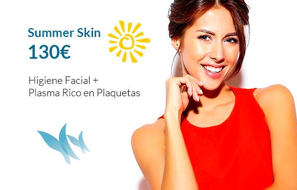 Summer Skin 130€ en TodoEstetica.com