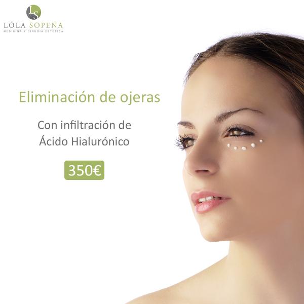 299 Eliminar ojeras con Acido Hialuronico en TodoEstetica.com