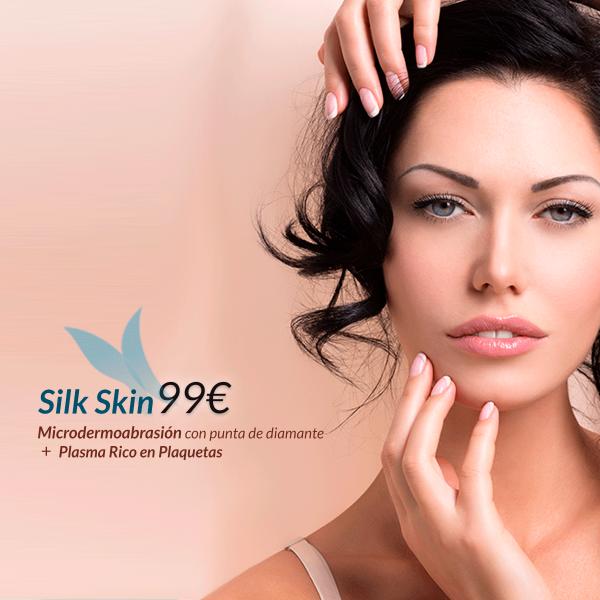 Silk Skin 99€ en TodoEstetica.com