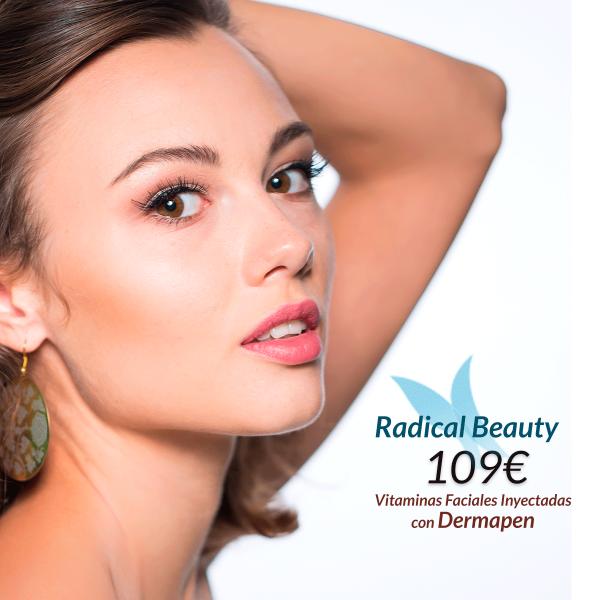 Radical Beauty 109€/sesión  en TodoEstetica.com