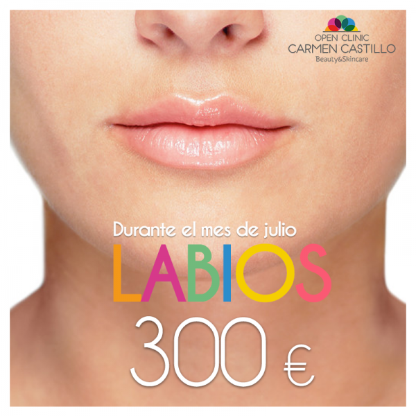 Labios 300,00€