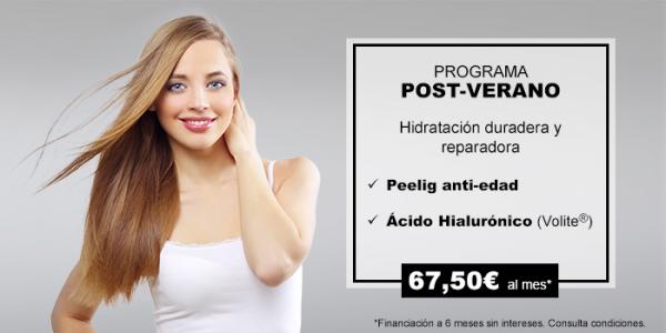 Tratamiento SOS Verano. Hidratación y revitalización duradera en TodoEstetica.com