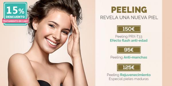 Peeling, renovar tu piel tras el verano en TodoEstetica.com