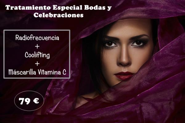 Tratamiento Especial Bodas y Celebraciones en TodoEstetica.com