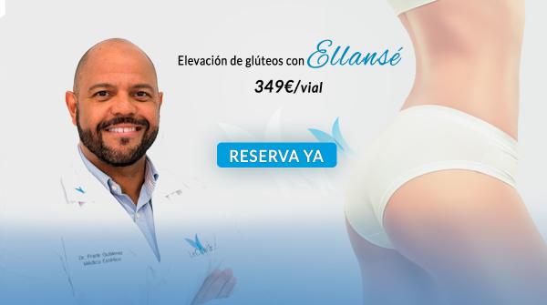 Elevación de Glúteos con Ellansé 349€/vial en TodoEstetica.com