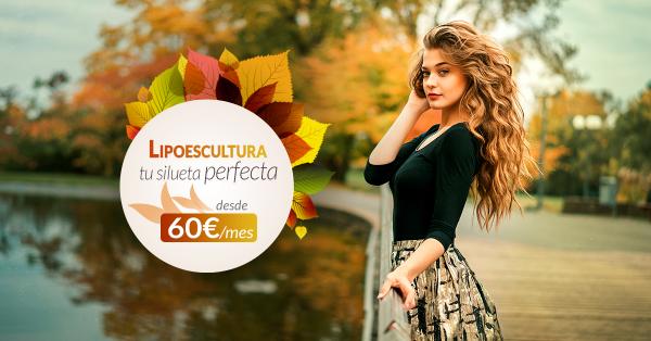 Lipoescultura desde 60€/mes en TodoEstetica.com