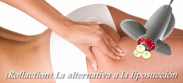 Tratamiento anticelulítico, reductor- remodelante, drenante Rollaction en TodoEstetica.com