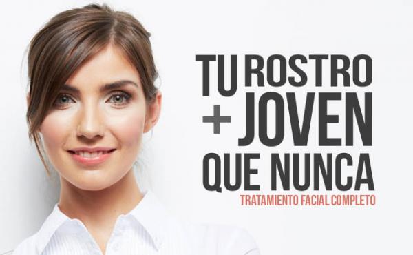 Rejuvenece y cuida tu rostro: tratamiento Facial Completo  en TodoEstetica.com
