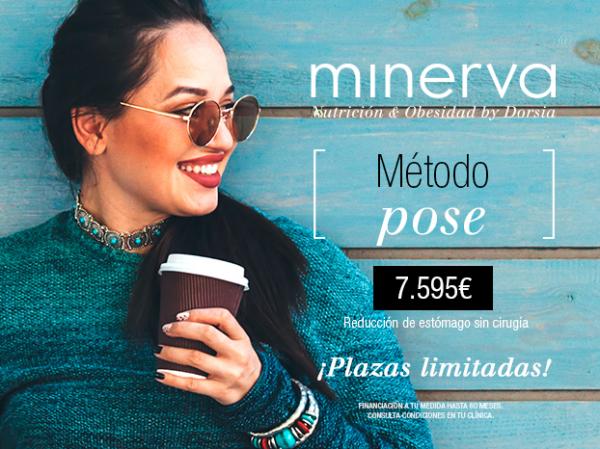 Método POSE by Minerva, la reducción de estómago sin cirugía. 7.595€ Mejor precio garantizado