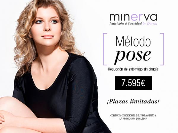 Método POSE, la reducción de estómago sin cirugía. 7.595€