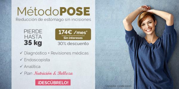 Método POSE, adelgazar sin cirugía. ¡Puedes lograrlo! en TodoEstetica.com