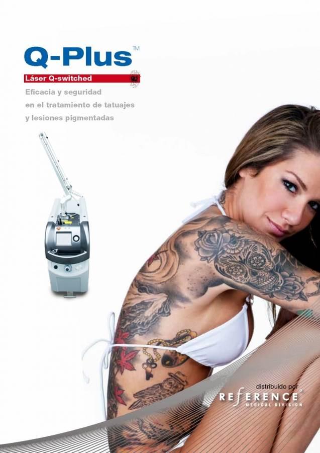 Oferta eliminacion de tatuajes en TodoEstetica.com