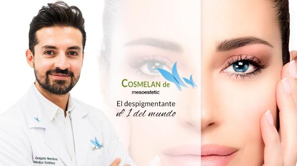 Elimina tus manchas con Cosmelan por tan solo 499€ en TodoEstetica.com