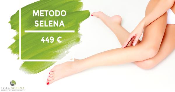 Metodo Selena para piernas