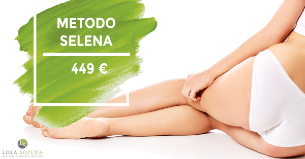 Método Selena para piernas