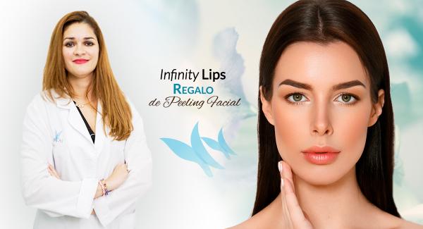 Aumento de labios volift + regalo de sesión de peeling en TodoEstetica.com