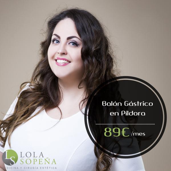 89€ Balón Gástrico en Píldora en TodoEstetica.com