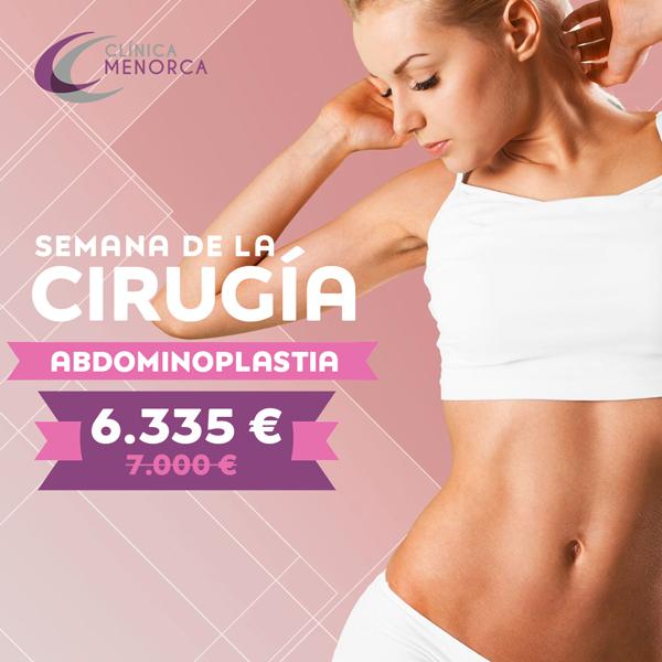 Mini Abdominoplastia Solo hasta el 9 de Febrero en TodoEstetica.com