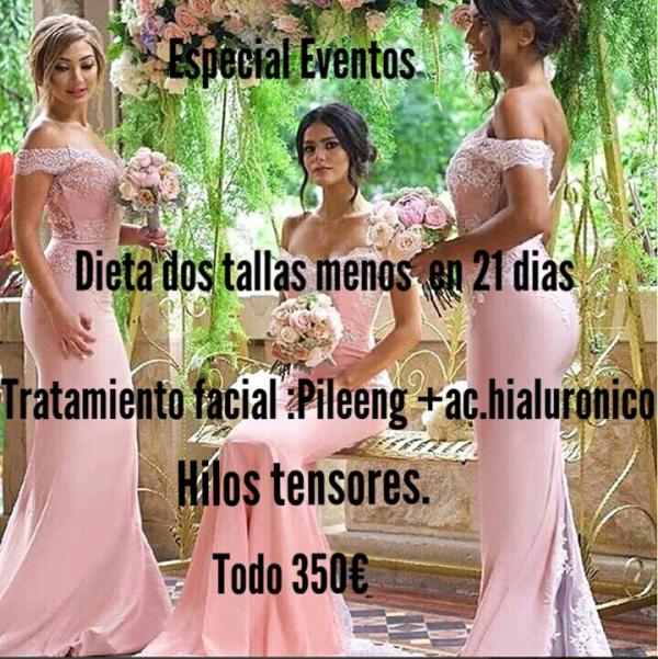 Especial Eventos en TodoEstetica.com