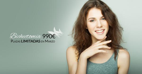 Bichectomía 990€ (antes 1250€)