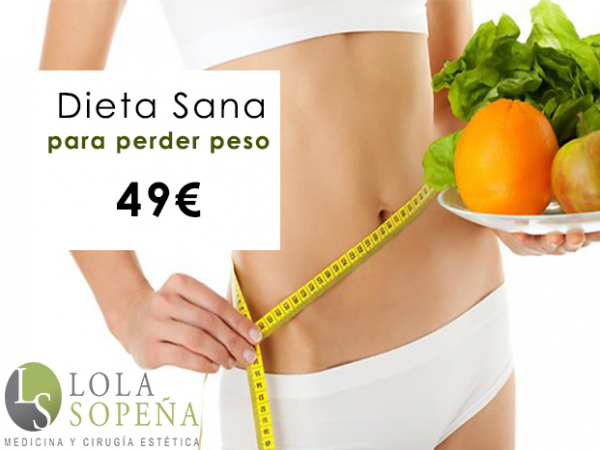 49€ Dieta Sana Para Perder Peso