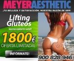 Lifting de glúteos por 1.800 euros