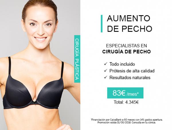 Aumento de Pecho en TodoEstetica.com