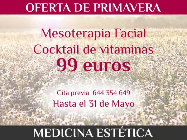 Oferta de primavera en TodoEstetica.com