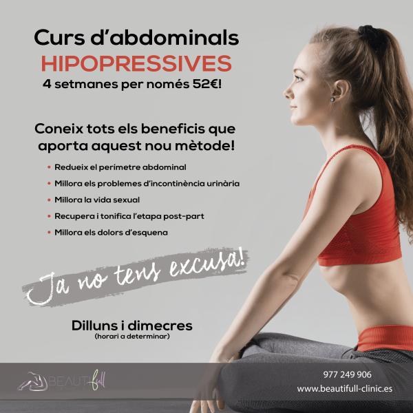 Curso de Hipopresivos  en TodoEstetica.com