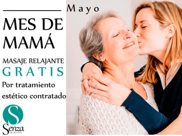 Mayo mes de Mamá en TodoEstetica.com