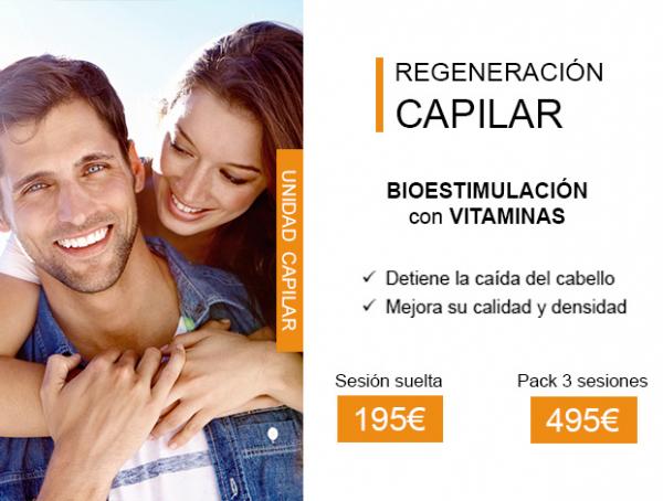 Bioestimulación Capilar con Plasma Rico en Plaquetas PRP