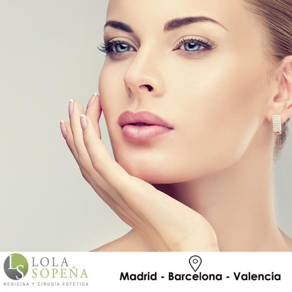 Aumento de labios + Regalo Limpieza Facial con punta de diamante 299€