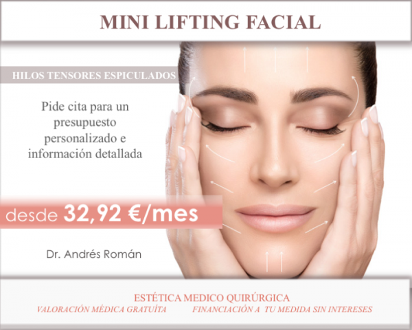 MINI LIFTING FACIAL