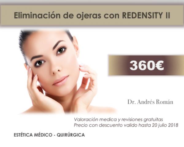 REDENSITY II - ELIMINACION DE OJERAS