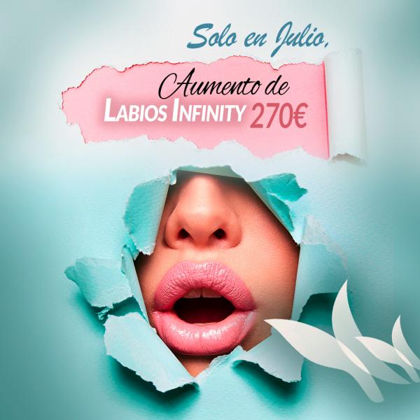 Aumento de labios 270€  en TodoEstetica.com