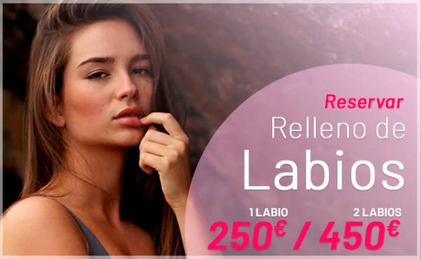 Promoción: 2º Rebajas: Rellenos de Labios en TodoEstetica.com