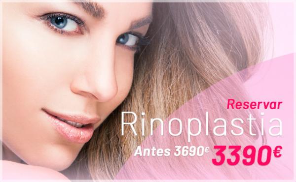 Promoción: 2º Rebajas: Rinoplastia en TodoEstetica.com