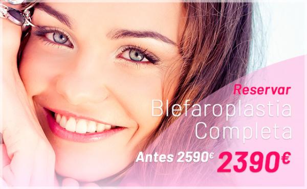 Promoción: 2º Rebajas: Blefaroplastia Completa en TodoEstetica.com