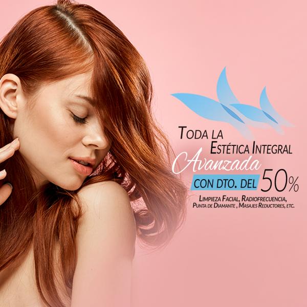 En Agosto toda la estética al 50% en TodoEstetica.com