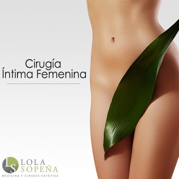 Cirugías Íntimas Femeninas en Clínicas Lola Sopeña