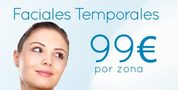 RELLENOS FACIALES 99€ POR ZONA en TodoEstetica.com