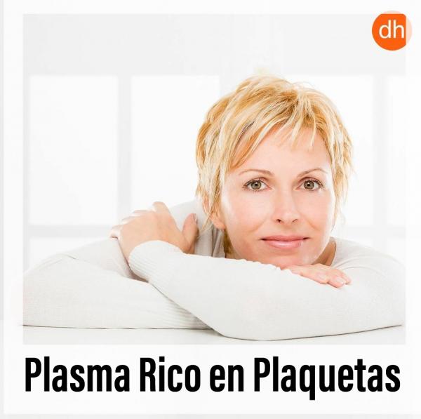 PLASMA RICO EN PLAQUETAS 99€ SESIÓN