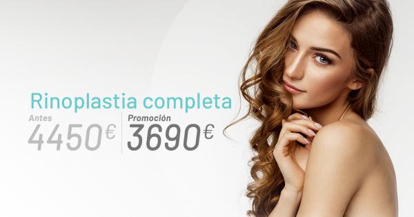 ¡Sólo en Septiembre! – Rinoplastia Completa en TodoEstetica.com
