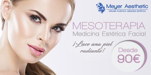 Mesoterapia por 90 euros