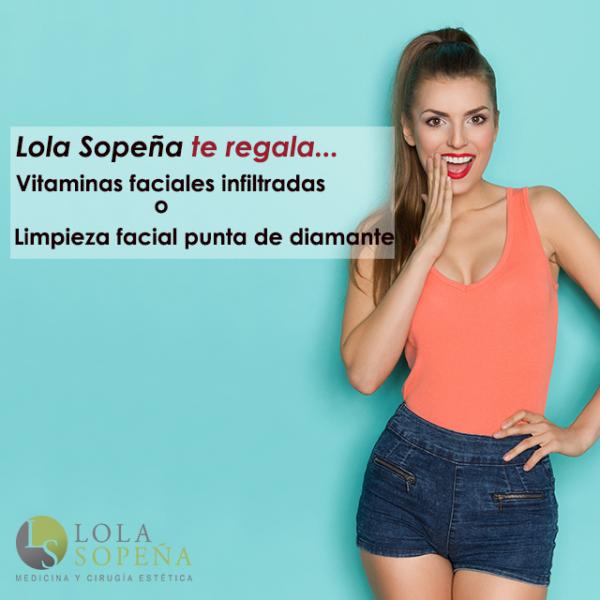 2x1 en Clínicas Lola Sopeña