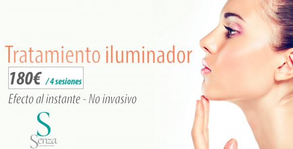 4 SESIONES TRATAMIENTO ILUMINADOR en TodoEstetica.com